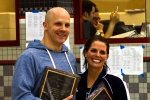 Halbert and Shuck - Strong Swimmer Award