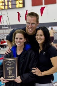 Susie Shuck - 2012 Strong Swimmer