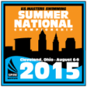 2015 USMS Summer Nationals